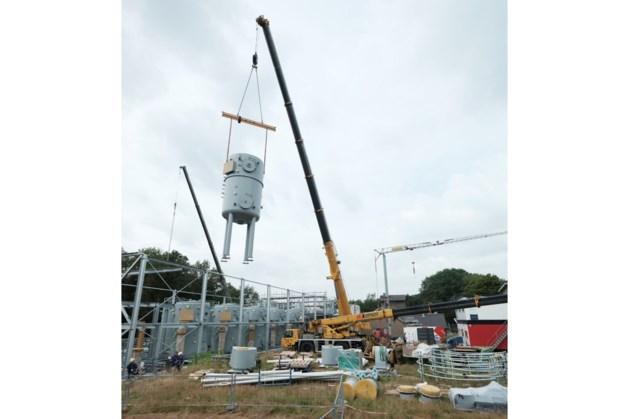 Nieuwe filterketels voor WML-pompstation in Leunen