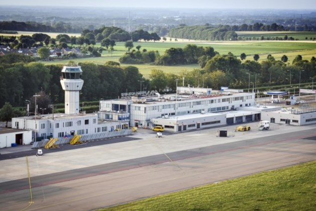 Vliegveld Maastricht: minder geluidsoverlast