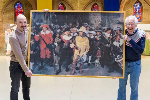 Rembrandt-presentaties in Schutterijmuseum
