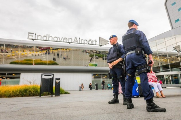 Afsluiting Eindhoven Airport na valse melding