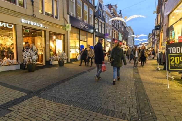Leegstand in winkelstraten neemt weer toe