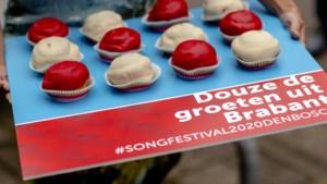 Steden balen van mislopen songfestival