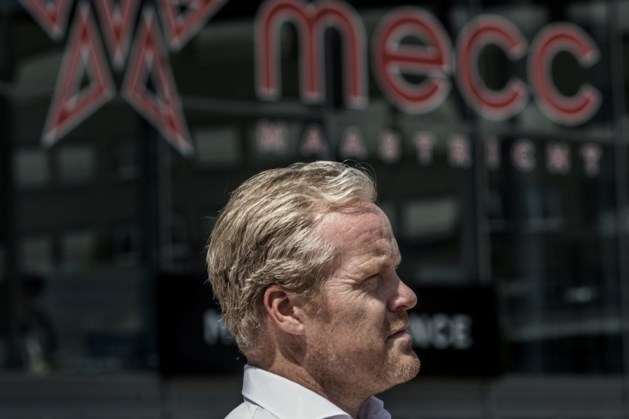 Opgeluchte MECC-directeur breekt vakantie af