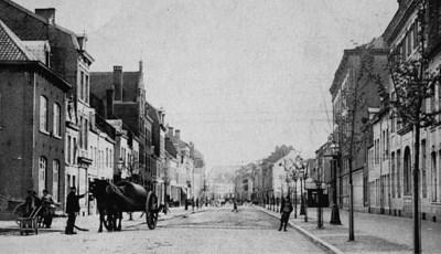 Sphinx blijft beeld van de Boschstraat in Maastricht bepalen