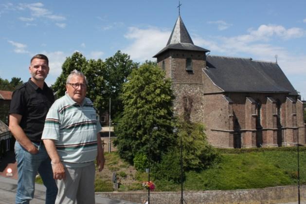 Eygelshoven vormt een dorp in de stad
