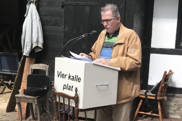Dialectmiddag 'Vier kalle plat' in Clemensdomein Brunssum