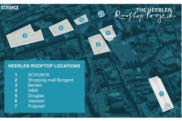 Inschrijving voor Heerlens dakproject van Schunck geopend