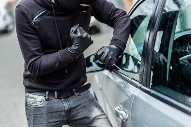 Kaart: zoveel voertuigen worden er in jouw gemeente gestolen
