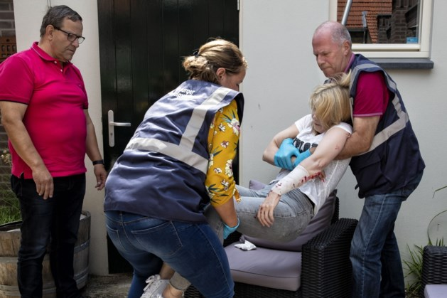 Burgers in Meijel bieden hulp vóór aankomst ambulance