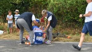 Einde Tour voor Niki Terpsta na harde valpartij