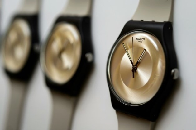 Horlogemaker Swatch voelt strijd tegen 'grijze markt'