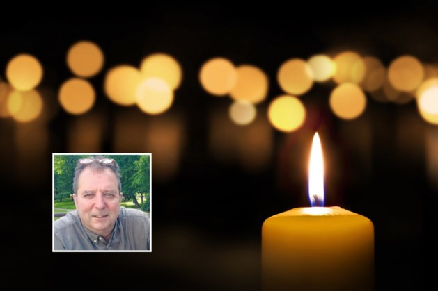 Overleden Maastrichtenaar Noël Jaegers (59) neemt afscheid met paginagrote brief in krant