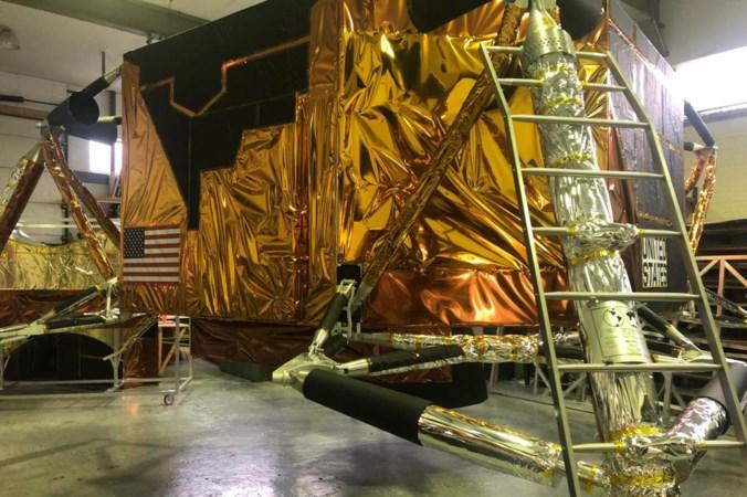 Beeks bedrijf maakt twee replica's van Maanlander op ware grootte