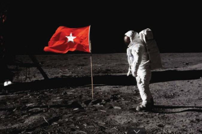 'Wisten jullie dat de beroemde astronaut Buzz Aldrin uit Maastricht komt?'