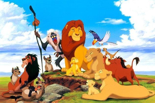 25 weetjes over 25 jaar The Lion King