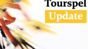 Tourspel rit 12: 'Leuk dat ik eens een keertje win'