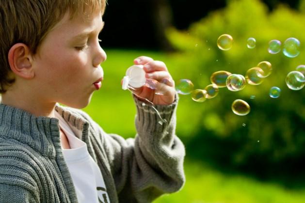 Van grootste zeepbel tot watermuziekinstrumenten