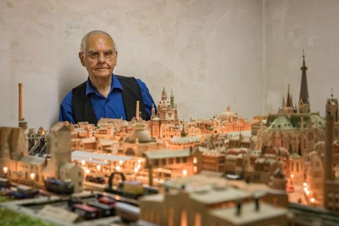 Levenswerk van Duitse kunstenaar uit Vaals: zeventien steden en dorpen van klei