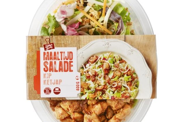 Waarschuwing voor salade kip ketjap bij Jan Linders