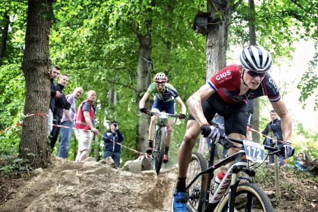 Mathieu van der Poel ontbreekt bij NK mountainbike in Sittard