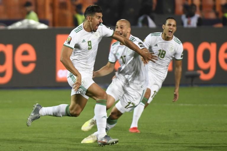 Algerije wint Afrika Cup voor tweede keer