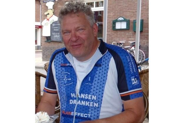 Duizendste wielrentocht voor Jos van Daal als lid van De Lekke Tube