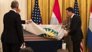 'D-Day-vlag is daar waar hij thuishoort'