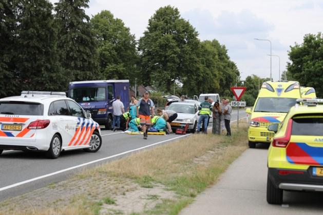 Voetganger (14) ernstig gewond bij verkeersongeval in Heibloem
