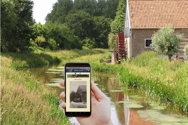 MolenNetwerk KempenBroek lanceert molen-ErfgoedApp