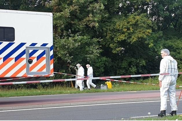 Overleden persoon in berm Nijmegen, politie gaat uit van misdrijf