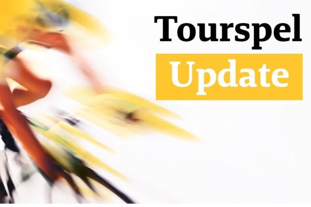 Tourspel rit 14: 'Ze zullen vandaag wel gaan bellen'