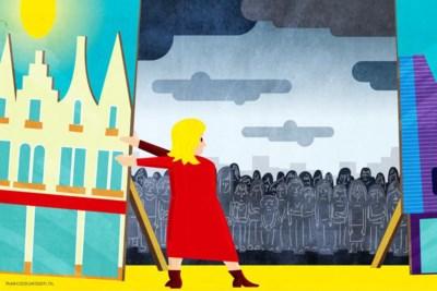 'De voorspoed van het merkendorp heeft de andere kant van de tunnel in Roermond niet bereikt'