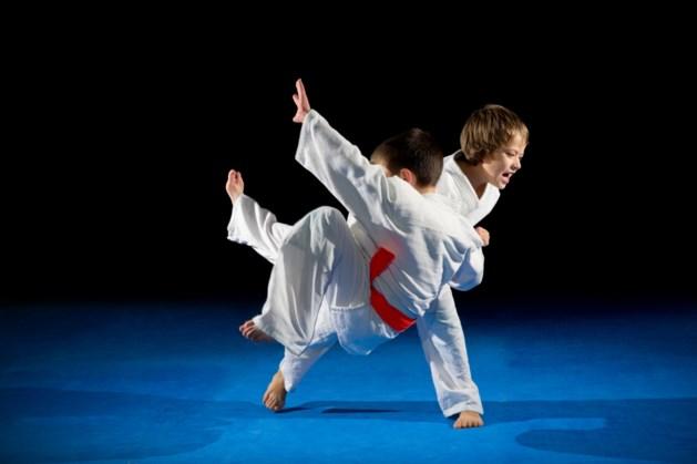 Kids kung Fu door Ruben Lie