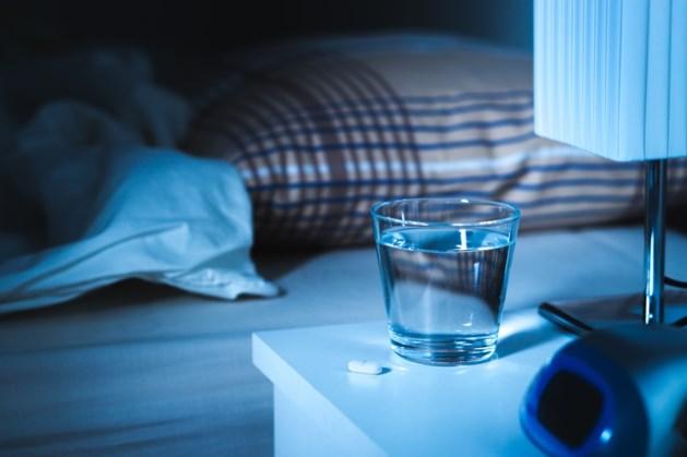 5 procent van tieners slikt al een slaapmiddel