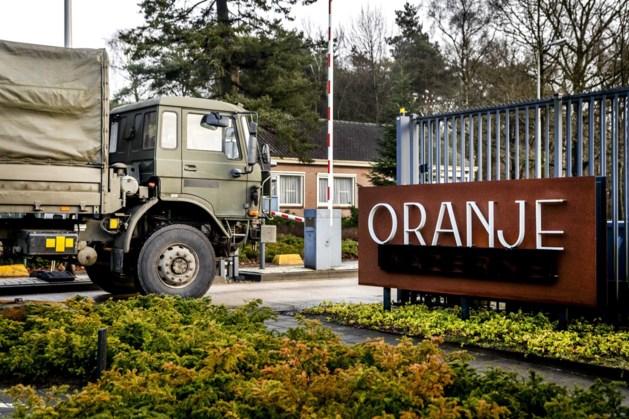 Vrijspraak voor pestende (ex-) militairen van Oranjekazerne Schaarsbergen