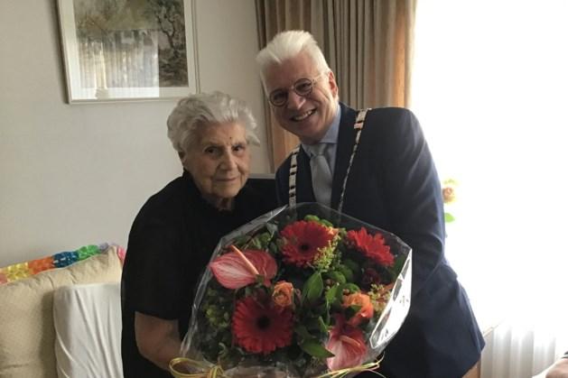 100-jarige in gemeente Leudal