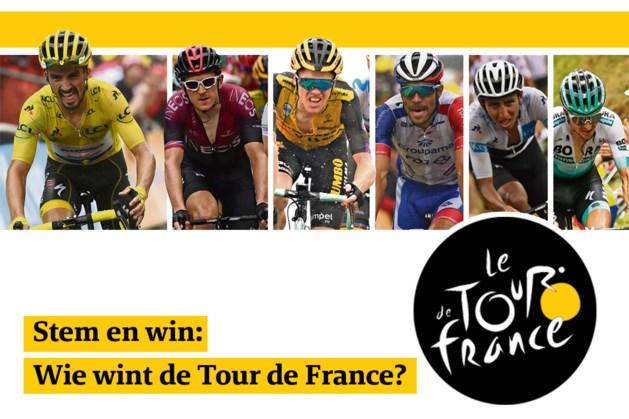 Stem en win: Wie wint de Tour de France?