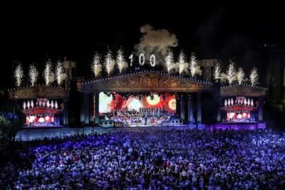 Knallend vuurwerk na concertreeks vol hoogtepunten