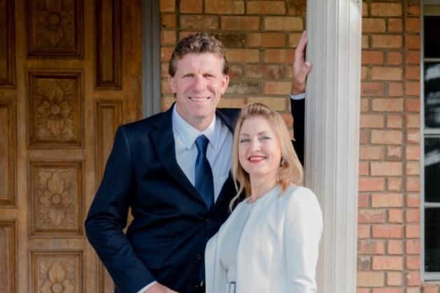 BZV-boer Olke in het huwelijksbootje gestapt