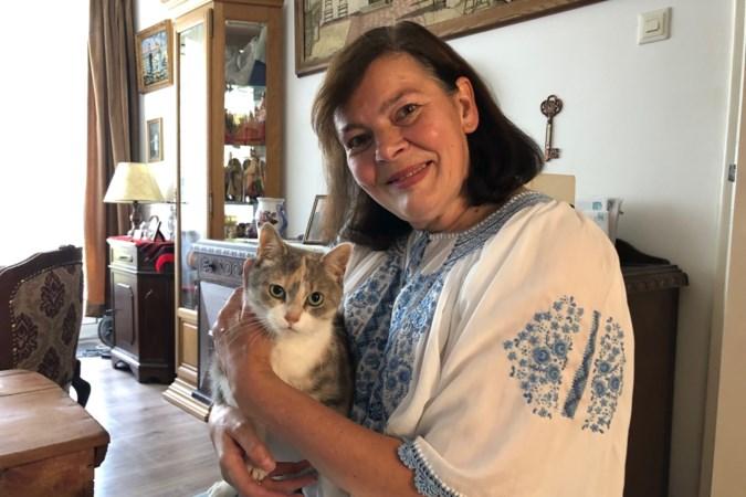 Dorien Blankers wil in kleine kring starten met wereldvrede
