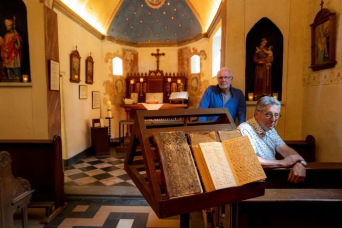 Relikwieën van kluizenaar Weerts terug in Walem