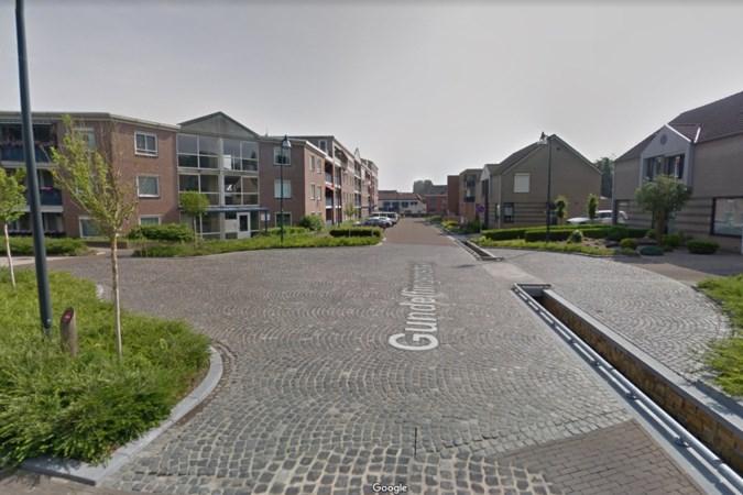 Hekwerk moet voorkomen dat automobilisten in Beek vast komen te zitten in Keutelbeek