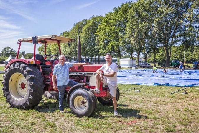 Jubilerend, historisch tractorfestival zet in op verjonging