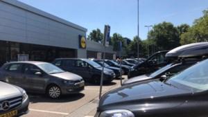 Lidl Weert wil grotere parkeerplaats
