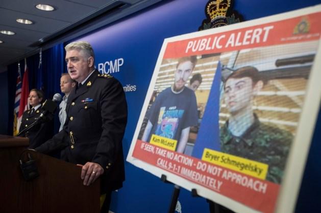 Vermiste tieners Canada verdacht van drie moorden