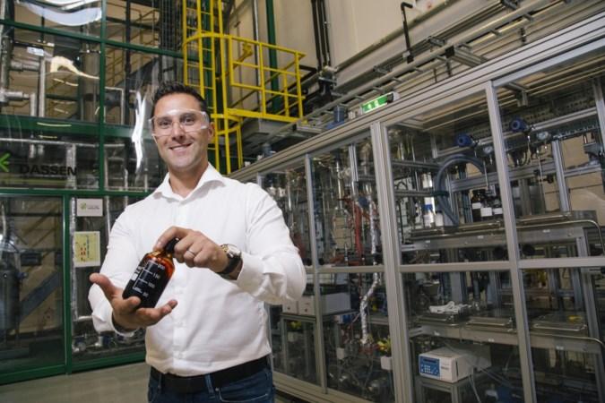 Michael Boot wil zonder eigen fabriek bio-oliebaron worden