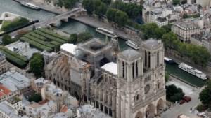 Instortingsgevaar Notre-Dame dreigt door extreme hitte in Parijs