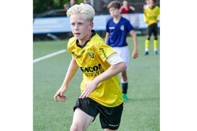 Aftrap voor Devy Hendrikx in 'De sportzomer met Thijs Bastings'