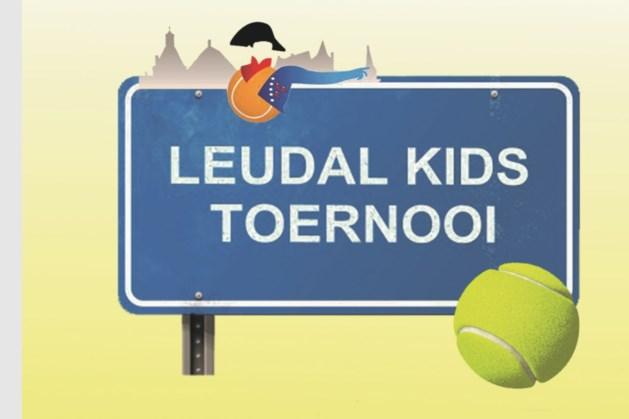 Leudal Kids Toernooi bij Tennisvereniging Napoleon