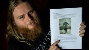 Tim (19) uit Landgraaf vindt onbekend familielid na zoektocht die teruggaat naar Eerste Wereldoorlog